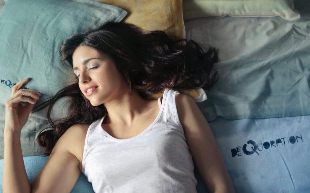 5 TIPS Waardoor ik goed slaap…